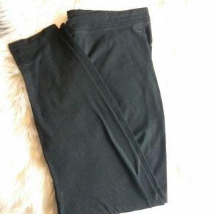 Victoria's Secret / PINK Black Essential Leggings